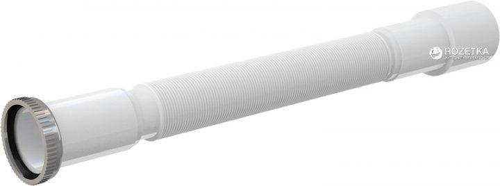 """Гибкое соединение ALCA PLAST A78 6/4"""" x 50/40 мм с металлической гайкой (8594045933659) - изображение 1"""