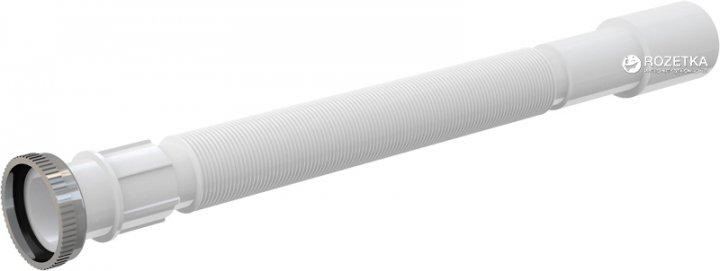 """Гнучке з'єднання ALCA PLAST A76 5/4"""" x 40/32 мм з металевої гайкою (8594045935370) - зображення 1"""
