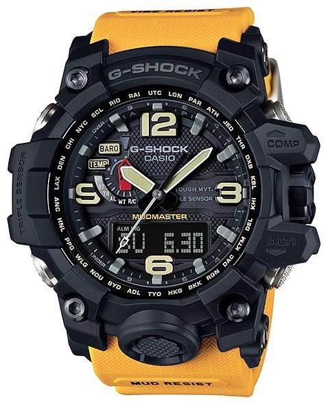 Наручные часы Casio GWG-1000-1A9ER - изображение 1