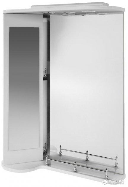Зеркало ВАНЛАНД Жемчуг Жз 3-65 (левый) - изображение 1