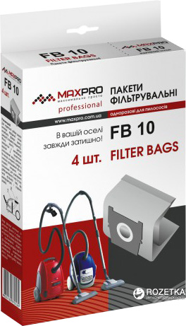 Пилозбірник паперовий MAXPRO FB 10 - зображення 1