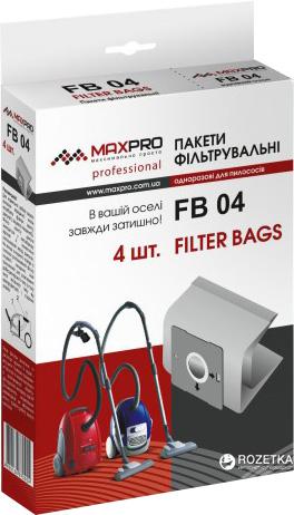 Пилозбірник паперовий MAXPRO FB 04 - зображення 1