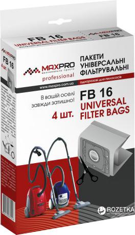 Пилозбірник паперовий MAXPRO FB 16 - зображення 1