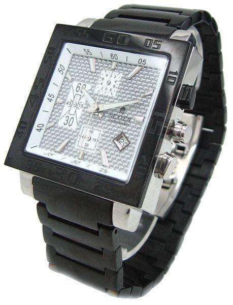 Мужские часы Nexxen NE8911CHM PNP/SIL/BLK - изображение 1