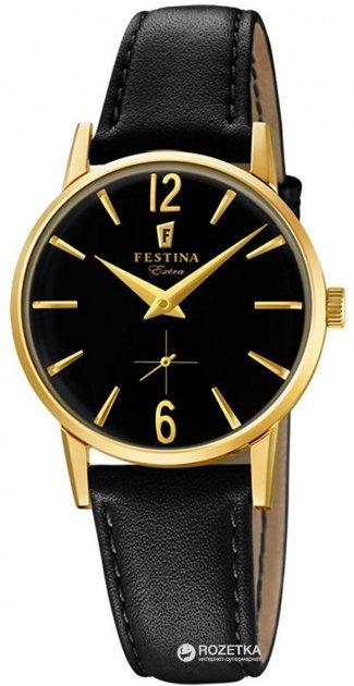 Жіночий годинник FESTINA F20255/3 - зображення 1