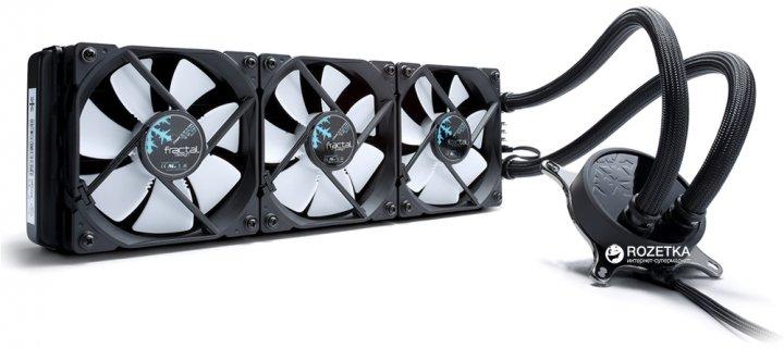 Система жидкостного охлаждения Fractal Design Celsius S36 Black-White (FD-WCU-CELSIUS-S36-BK) - изображение 1