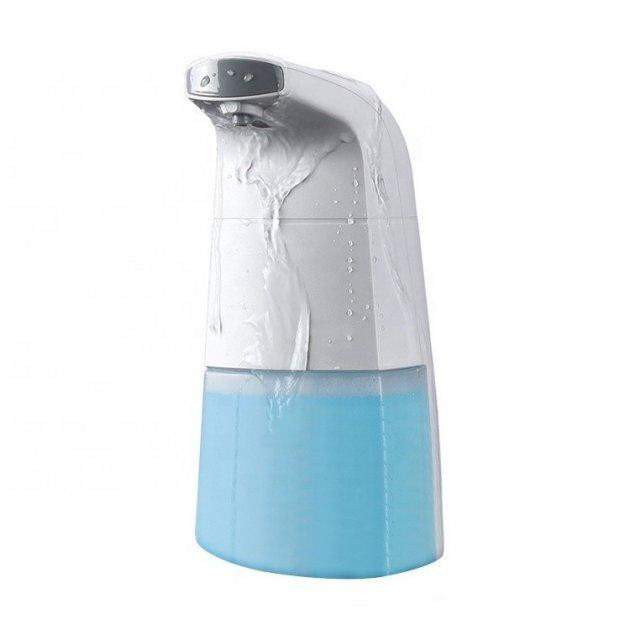 Автоматичний піноутворювальні дозатор для рідкого мила Auto Foaming сенсорний безконтактний диспенсер (L0795-0795) - зображення 1