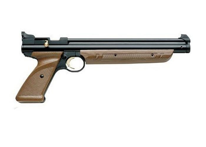 Пневматичний пістолет Crosman 1377 American Classic - зображення 1