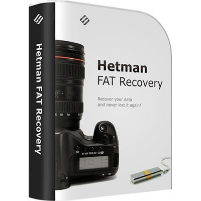 Системная утилита Hetman Software FAT Recovery Коммерческая версия (UA-HFR2.3-CE) - изображение 1