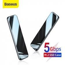 Зовнішній кишеню Baseus для SSD M. 2 USB 3.0 - зображення 1