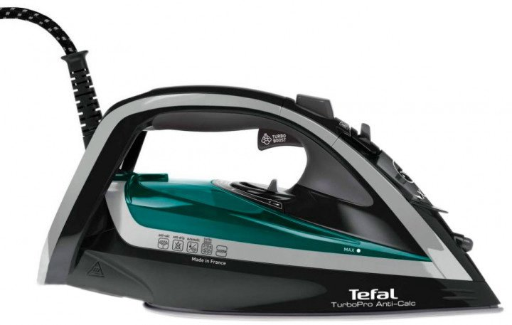 Утюг Tefal TurboPro Anti-calc FV5640 - изображение 1