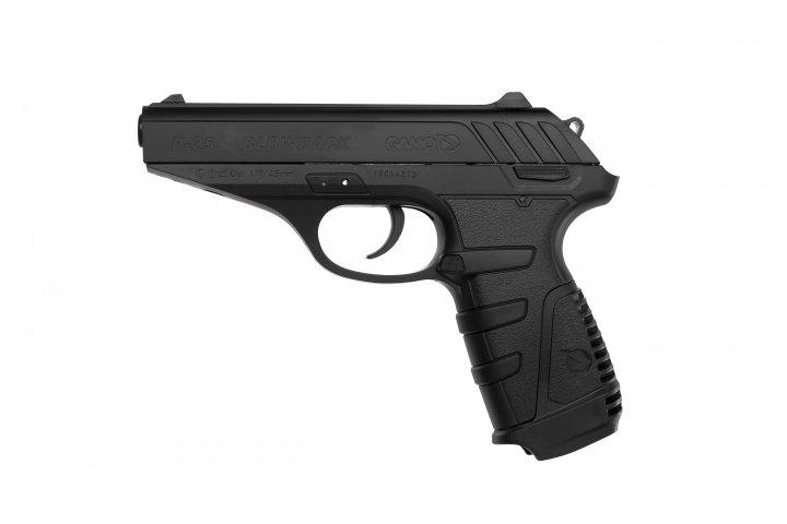 Пистолет пневматический Gamo P-25 Blowback Gamo Черный - изображение 1