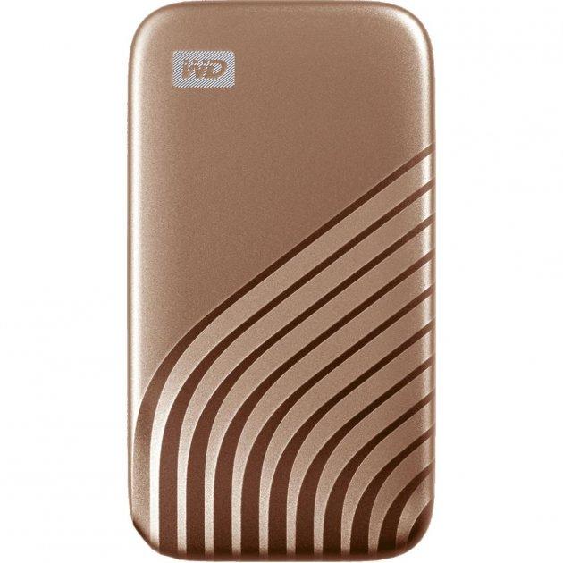 Накопичувач SSD USB 3.2 2TB WD (WDBAGF0020BGD-WESN) - зображення 1