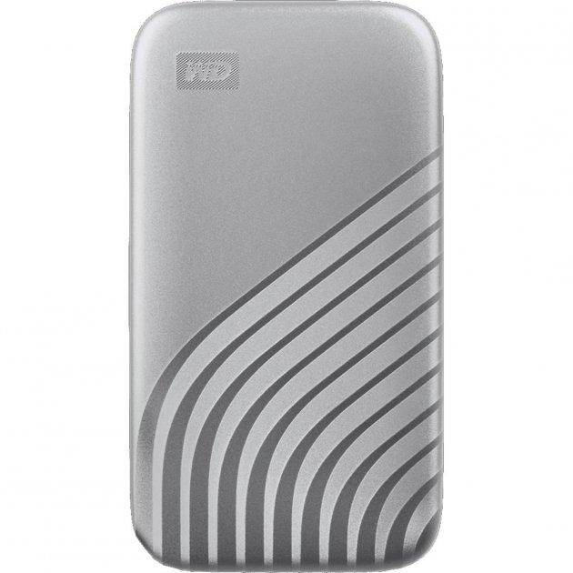 Накопичувач SSD USB 3.2 1TB WD (WDBAGF0010BSL-WESN) - зображення 1