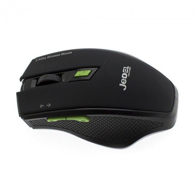 Мышка Беспроводная JEDEL W-400 компьютерная - изображение 1
