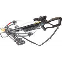 Арбалет Man Kung блочний, гвинтівкового типу, Black (XB86BK-KIT) - зображення 1