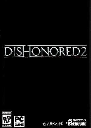 Dishonored 2 для ПК (PC-KEY, російські субтитри, електронний ключ у конверті) - зображення 1
