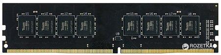 Оперативна пам'ять Team Elite DDR4-2400 8192MB PC4-19200 (TED48G2400C1601) - зображення 1