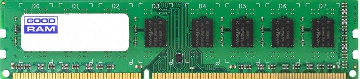 Оперативная память Goodram DDR4-2400 8192MB PC4-19200 (GR2400D464L17S/8G) - изображение 1