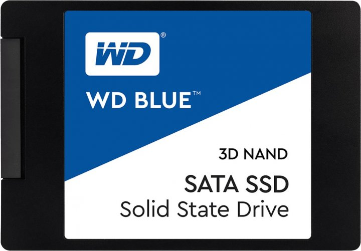 """Western Digital Blue 1TB 2.5"""" SATAIII 3D-V-NAND (WDBNCE0010PNC-WRSN) - зображення 1"""