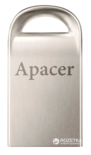 Apacer AH115 16GB Silver (AP16GAH115S-1) - изображение 1