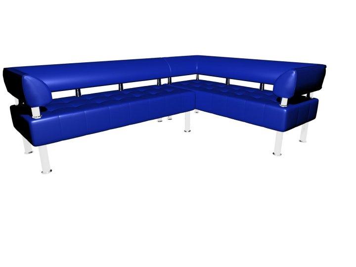 Комплект Тонус Sentenzo 2200x1600x700 Синій(21232189422) - зображення 1