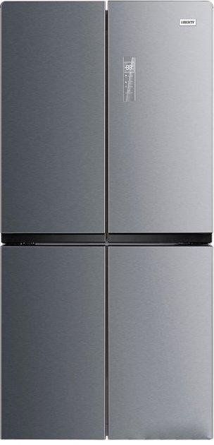 Многодверный холодильник LIBERTY DSBS-540 X - изображение 1