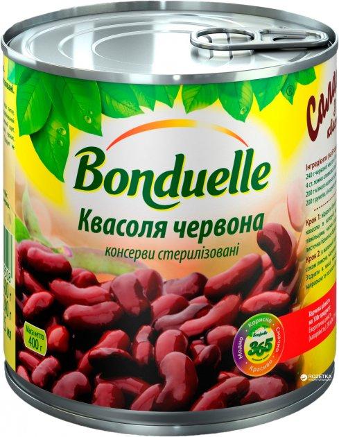 Фасоль красная Bonduelle 425 мл (3083680009508) - изображение 1