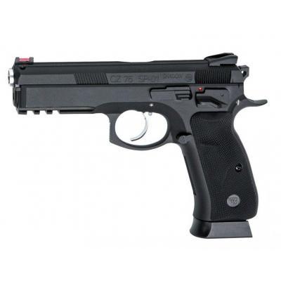 Пневматичний пістолет ASG CZ SP-01 Shadow Blowback, 4,5 мм (18396) - зображення 1