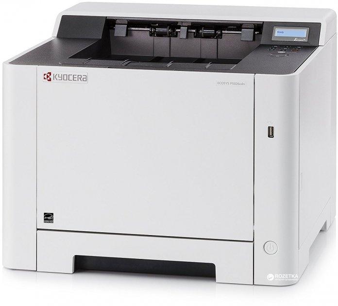 Kyocera Ecosys P5026cdn (1102RC3NL0) - зображення 1