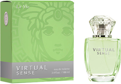 Туалетная вода для женщин Dilis Parfum La Vie Virtual Sense 100 мл (4810212011031) - изображение 1