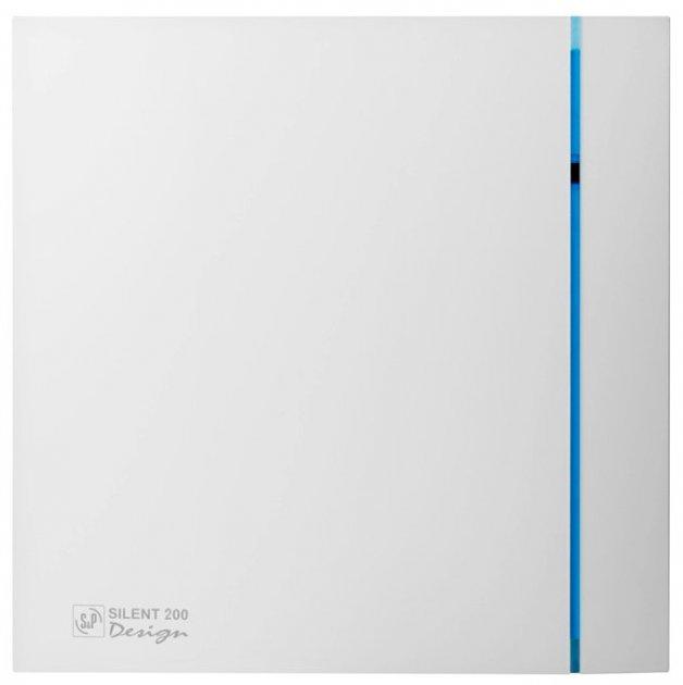 Вытяжной вентилятор SOLER&PALAU SILENT-200 CZ DESIGN 3C - изображение 1