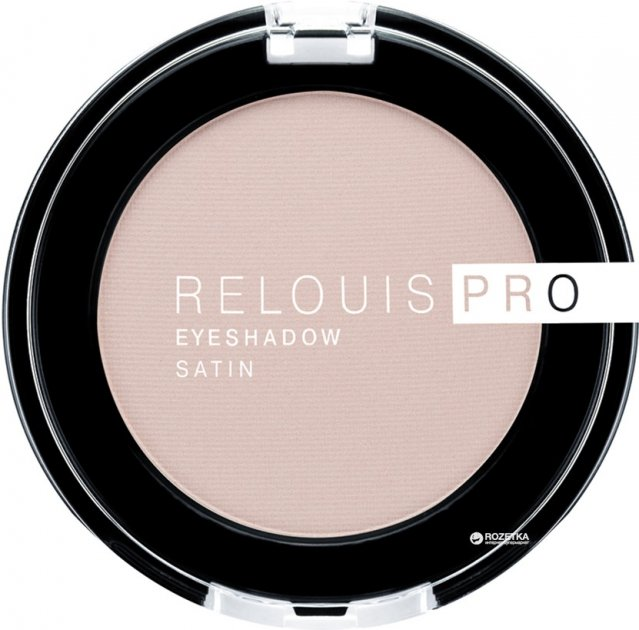 Тени для век Relouis Pro Eyeshadow Satin тон 33 3 г (4810438018814) - изображение 1