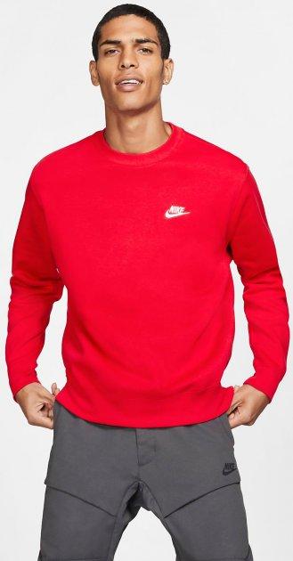 Світшот Nike M Nsw Club Crw Bb BV2662-657 M (193147706840) - зображення 1