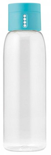 Бутылка для воды Joseph Joseph Dot Hydration 600 мл Бирюзовая (80067)