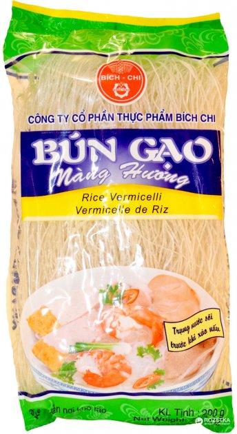 Вермишель Bich-Chi рисовая 200 г (8934863339125) - изображение 1