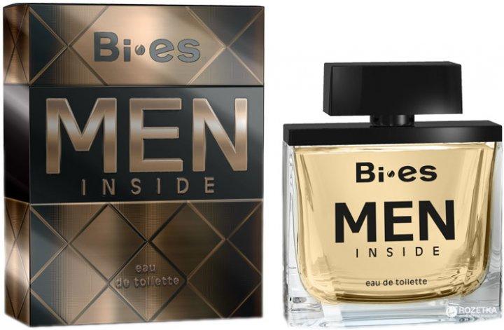 Туалетная вода для мужчин Bi-es Men Inside Chanel - Allure Homme Sport 100 мл (5905009040246) - изображение 1