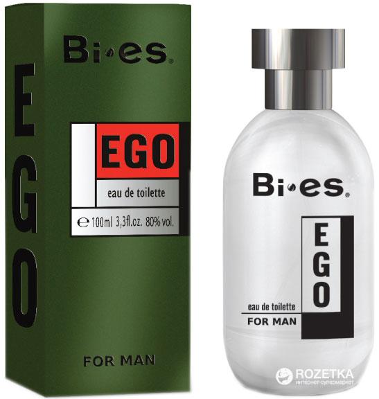 Туалетная вода для мужчин Bi-es Ego Hugo boss Hugo men 100 мл (5906513001440) - изображение 1