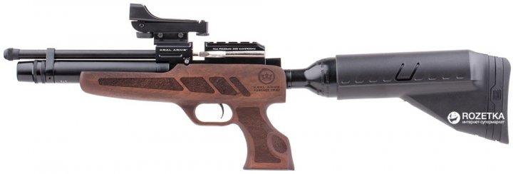 Пистолет пневматический Kral NP-02 PCP 4.5 мм (36810102) - изображение 1