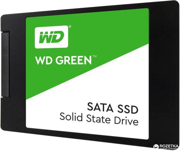 """Western Digital Green SSD 240GB 2.5"""" SATAIII TLC (WDS240G2G0A) - зображення 1"""