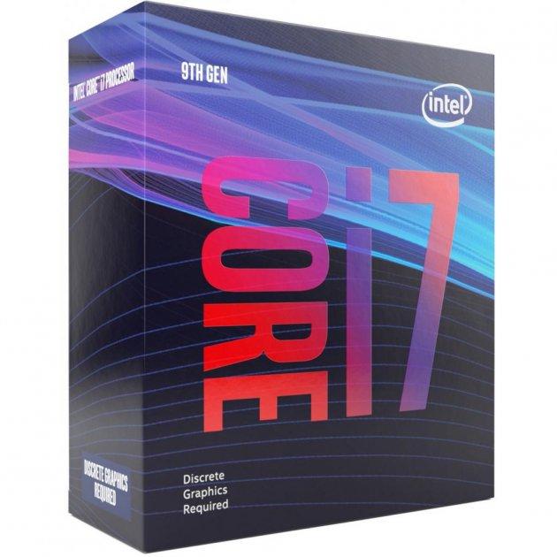 Процесор INTEL Core™ i7 9700F (BX80684I79700F) - зображення 1