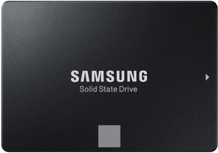 "Samsung 860 Evo-Series 1TB 2.5"" SATA III V-NAND TLC (MZ-76E1T0BW) - зображення 1"