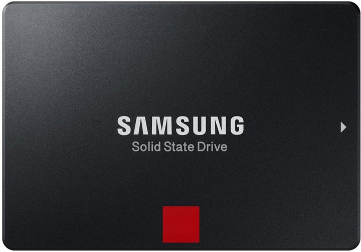 "Samsung 860 Pro series 512GB 2.5"" SATA III V-NAND MLC (MZ-76P512BW) - изображение 1"