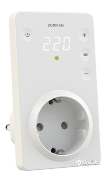 Реле напряжения ZUBR SR1 с сенсорными кнопками - изображение 1