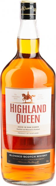 Виски Highland Queen 1.5 л 40% (3328640122621) - изображение 1