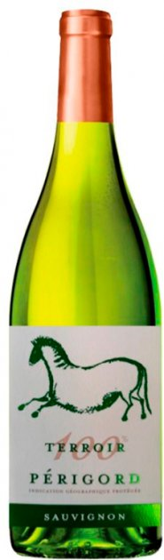Вино Terroir Sauvignon Perigord белое сухое 0.75 л 12% (3423290208029) - изображение 1