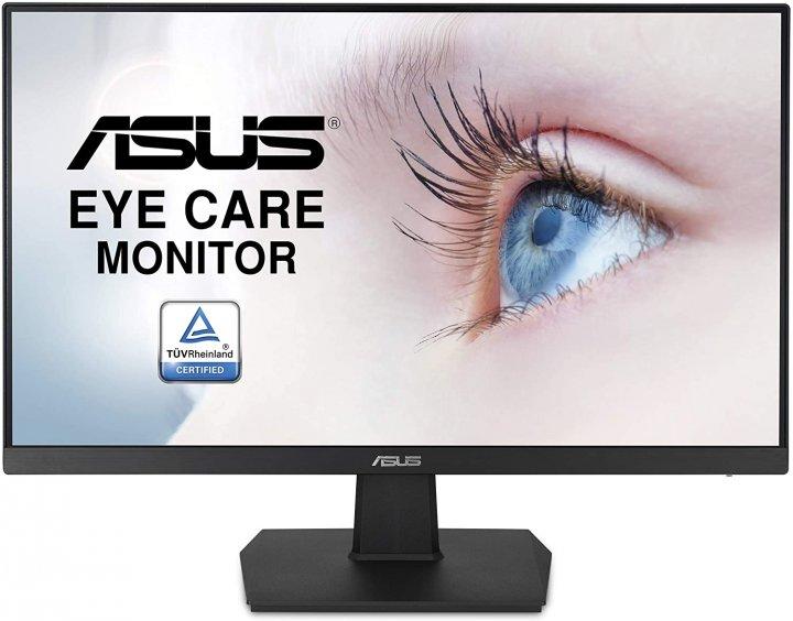"""Монітор 23.8"""" Asus VA24EHE (90LM0560-B01170) - зображення 1"""