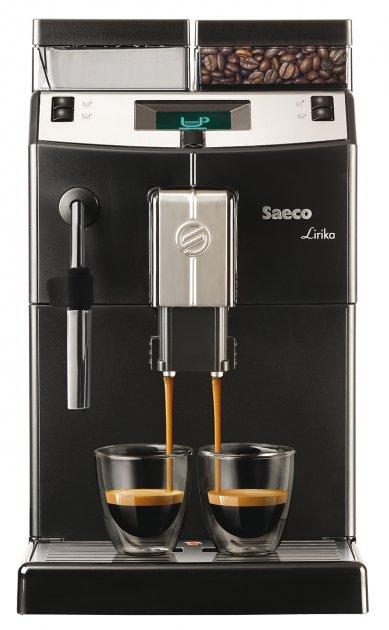 Кофемашина SAECO Lirika 10004476 (RI9840/01) + 1 кг кофе Dolce Aroma Bar - изображение 1