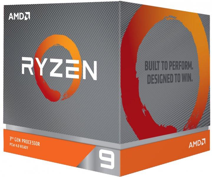 Процесор AMD Ryzen 9 3900X 3.8 GHz/64MB (100-100000023BOX) sAM4 BOX - зображення 1