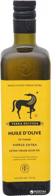 Оливковое масло Terra Delyssa Extra Virgin 750 мл (6191509900671) - изображение 1
